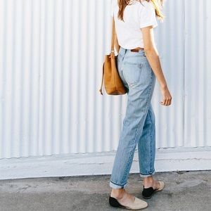 MADEWELL 'Perfect Summer' High Rise Ankle Jeans